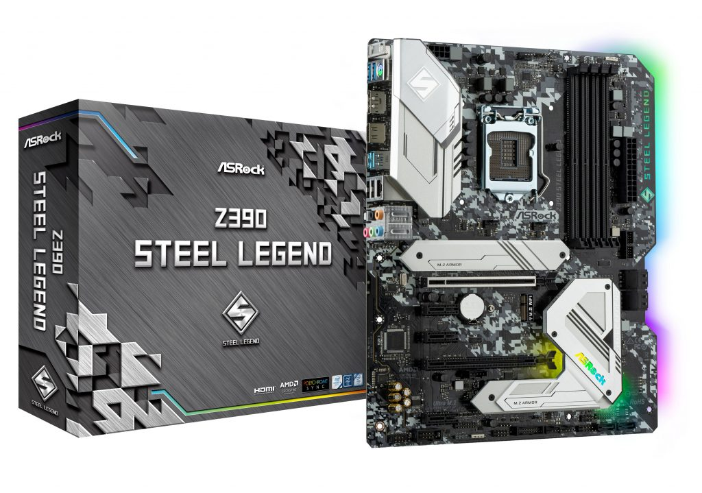 Z390 Steel Legend_box